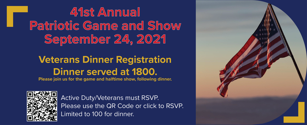 Patriotic Show Veterans Dinner