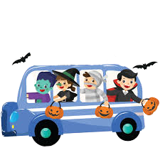 Drive Thru Trick or Treating Thumbnail Image