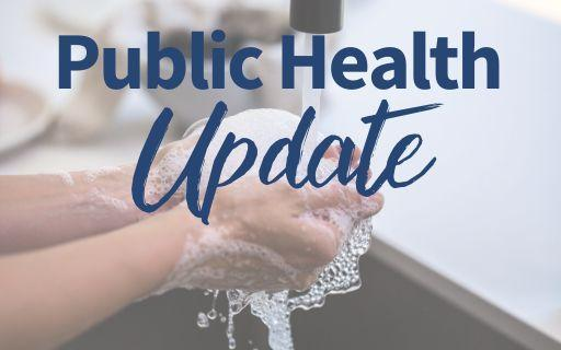 Public Health Update Featured Photo