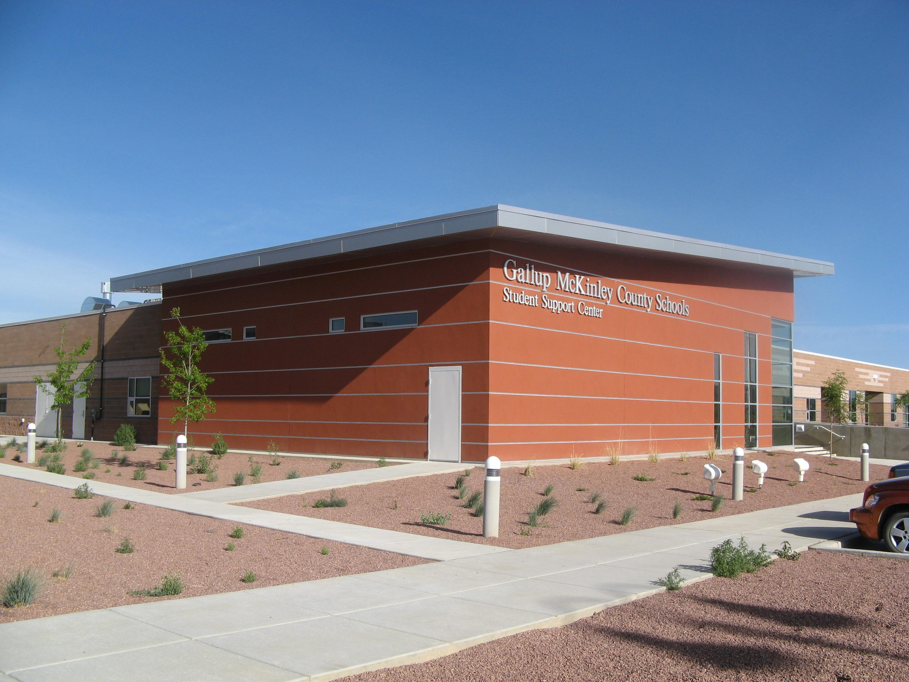 Gallup McKinley County Schools Student Support Center