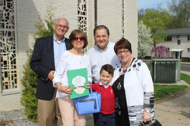 Grandparents' Day at Holy Family is May 8th Featured Photo