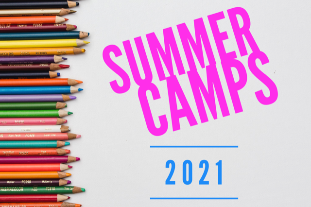 Summer Camps are OPEN! Thumbnail Image