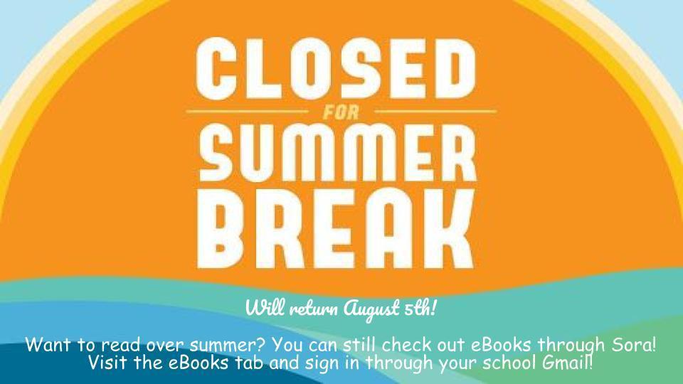 Summer Beak!