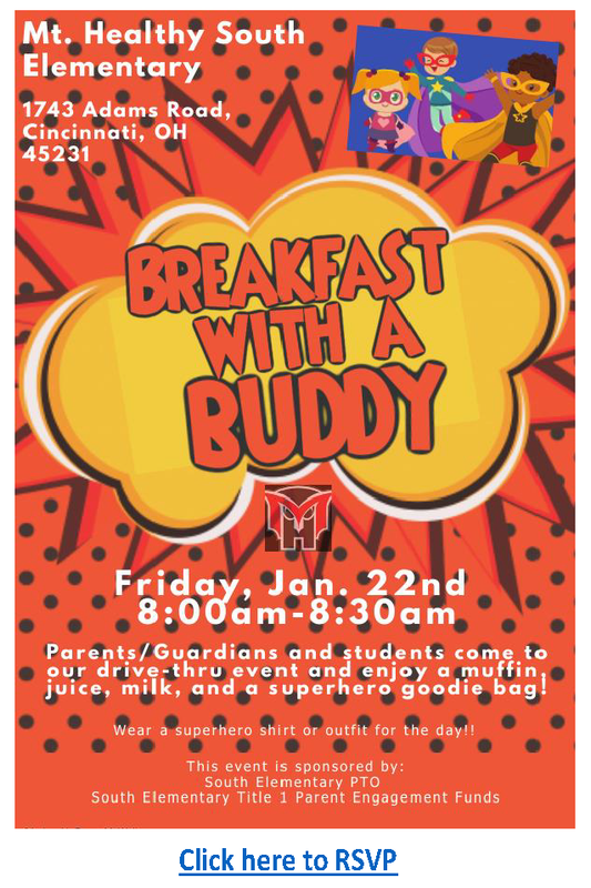 breakfast with a buddy flyer