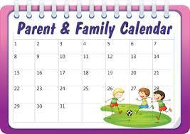 Parent Calendar Featured Photo