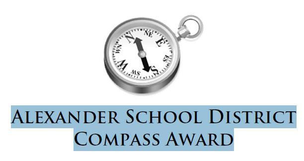 Alexander School District Compass Award Featured Photo