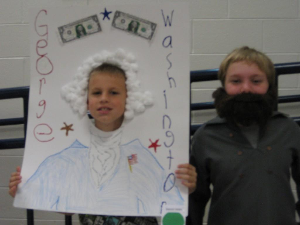Wax Museum-George Washington