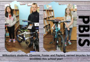 PBIS bicycles