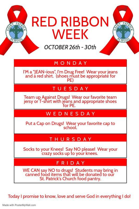 Red Ribbon Week 2020