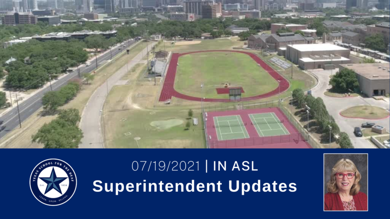 Superintendent Message: Update to TSD Parents and Guardians Featured Photo