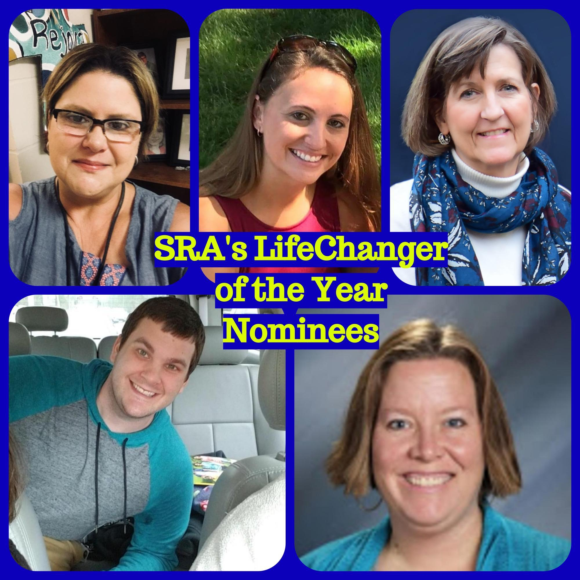 Life Changer Nominees