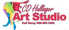 CD Hullinger Art Studio logo