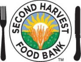 Second harvest food bank graphic