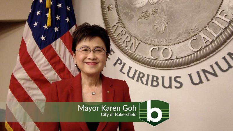 A special message from Bakersfield Mayor Karen Goh Featured Photo