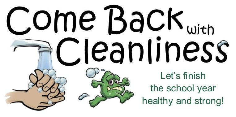 Come Back with Cleanliness