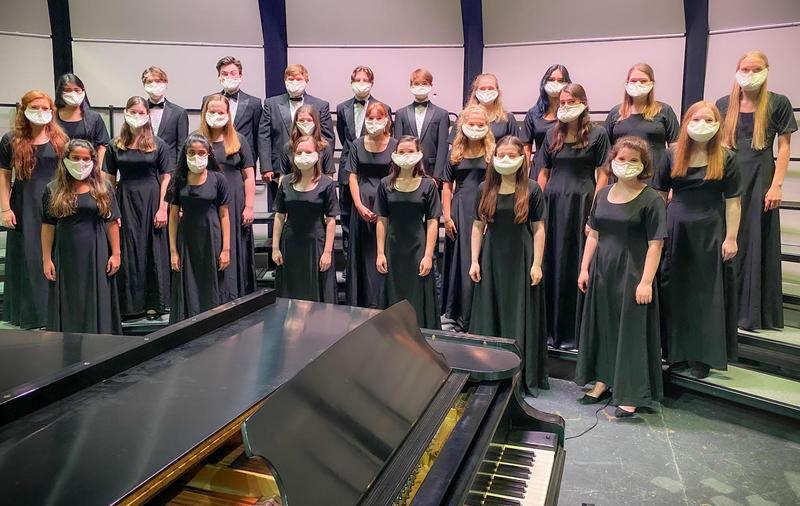 HPHS Choir 2021