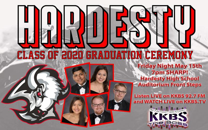 KKBS Radio Ad for 2020 Graduating Class Featured Photo