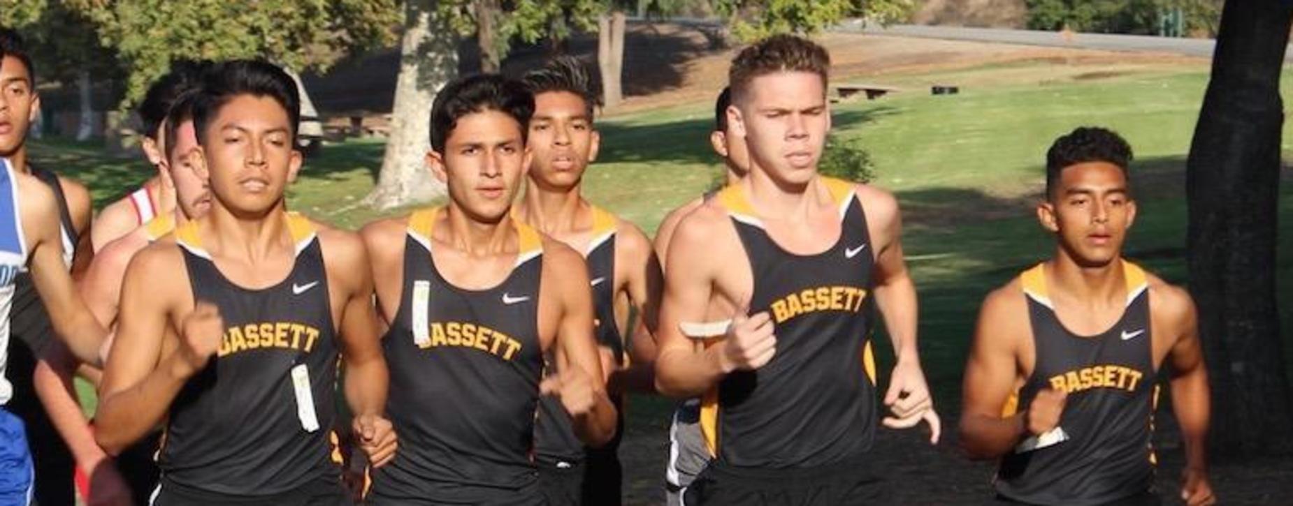 Bassett Track Team