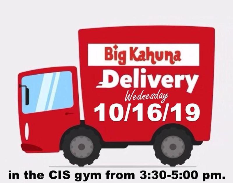 Big Kahuna Fundraiser Delivery Featured Photo