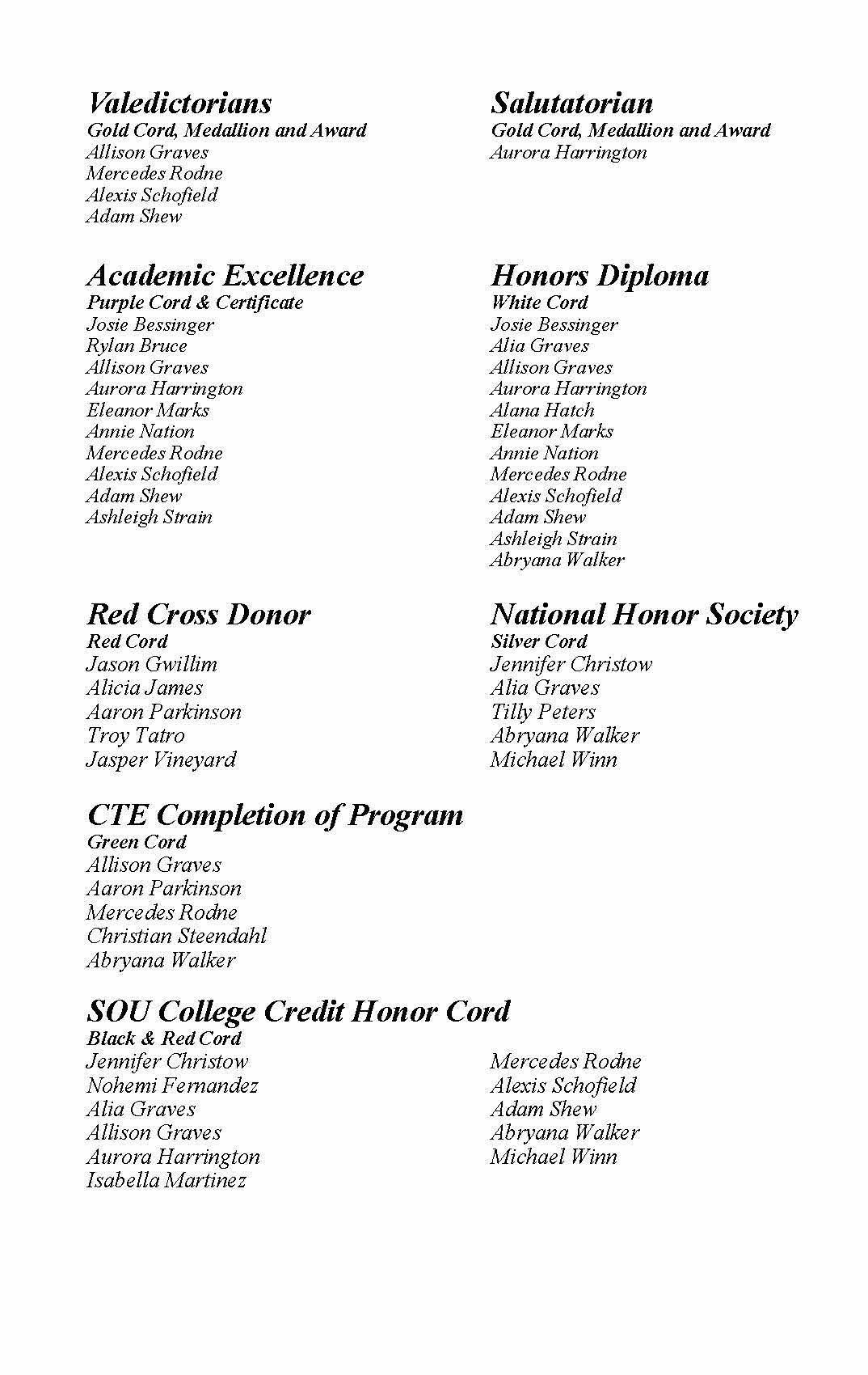 BHHS Grad Program Page 4
