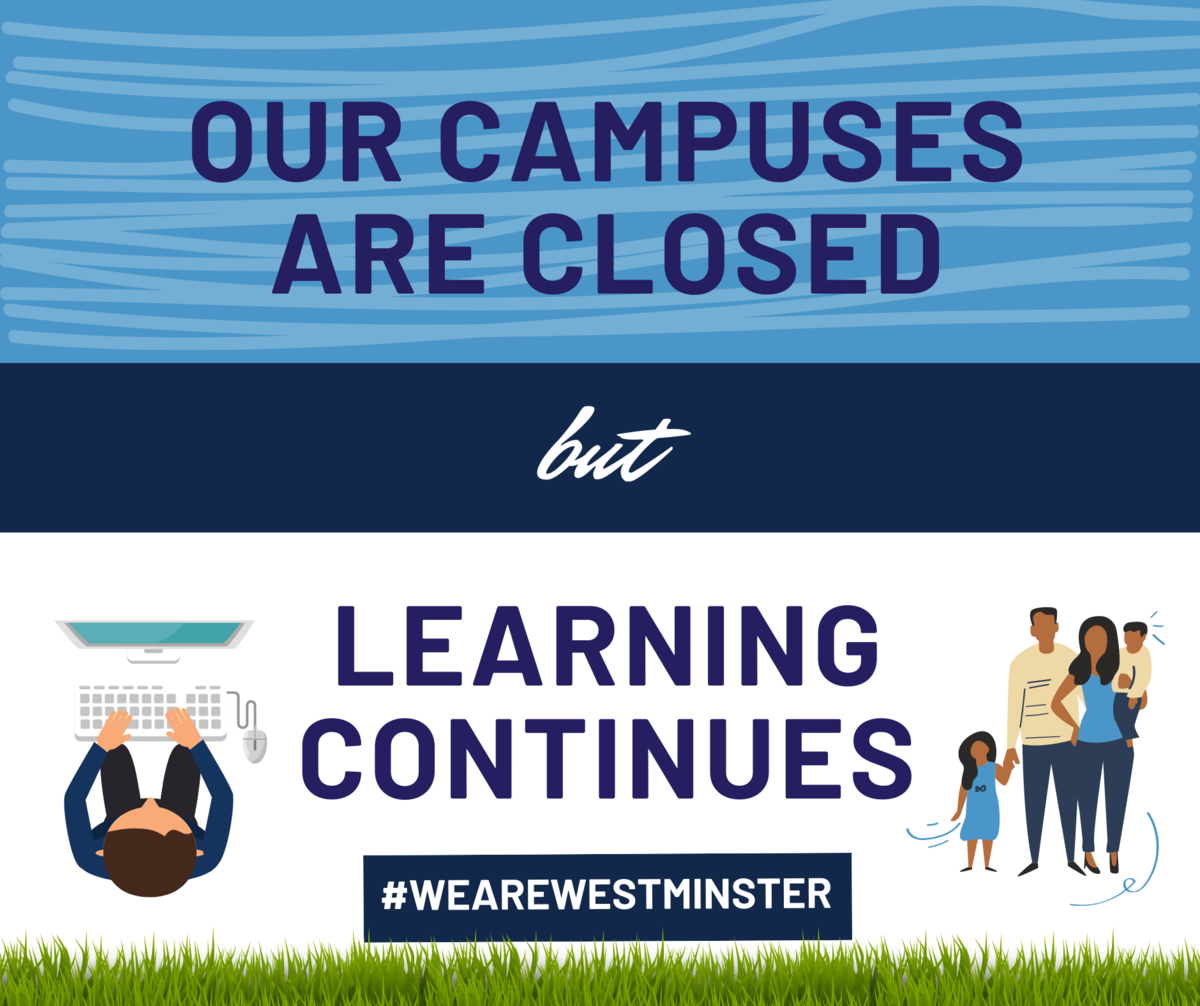 campuses are closed but learning continues