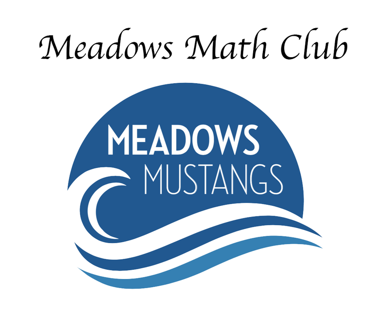 It's not too late to join Meadows Math Club! Thumbnail Image