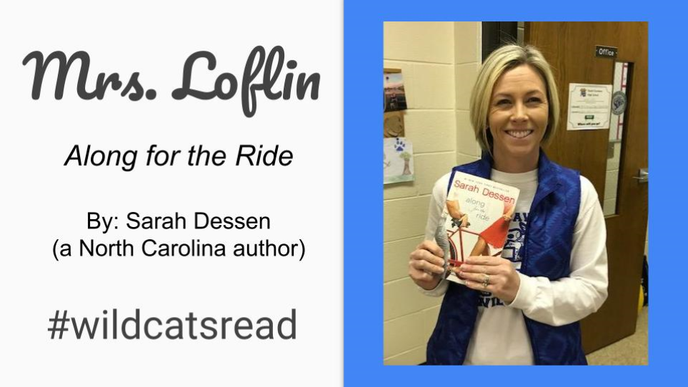 #wildcatsread - Mrs. Loflin