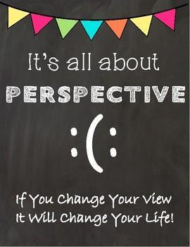 all about perspective