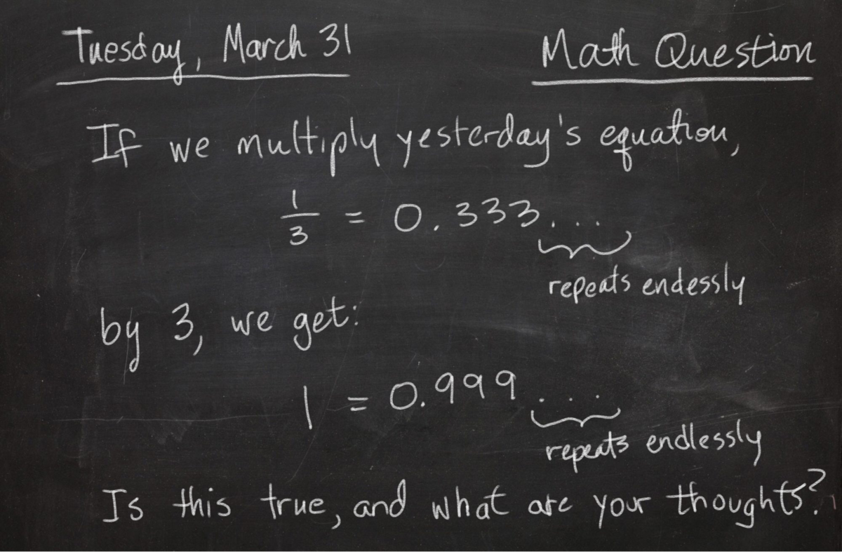 Math Musings 2