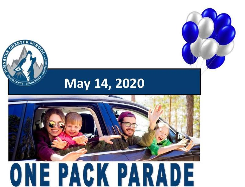 One Pack Parade
