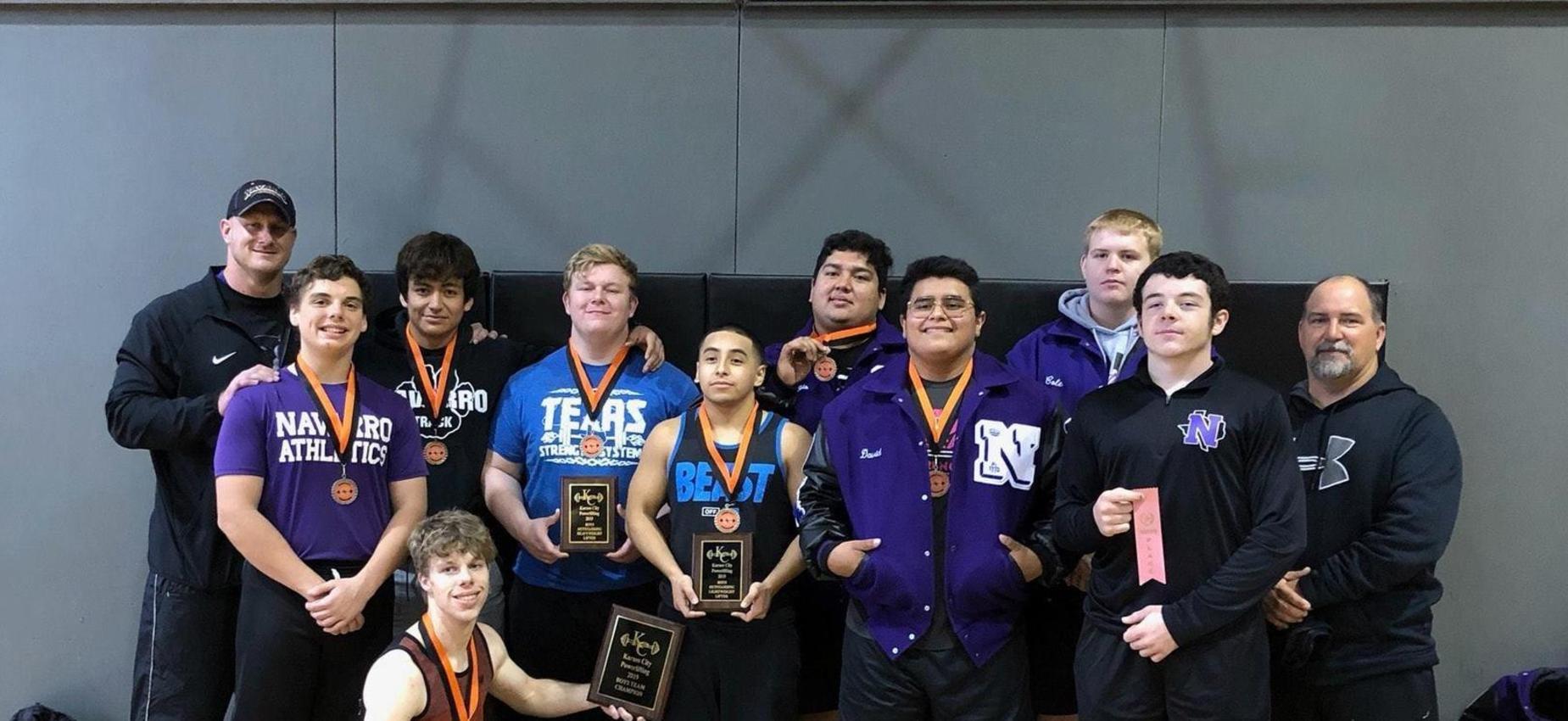 Athletes with awards