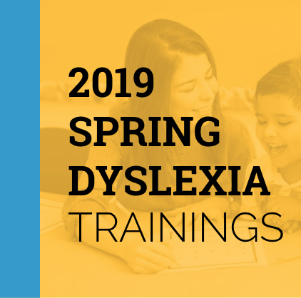 2019 SPRING DYSLEXIA Featured Photo