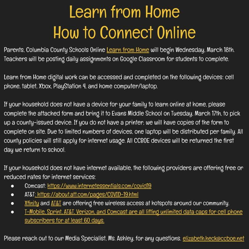 Learn from Home Online