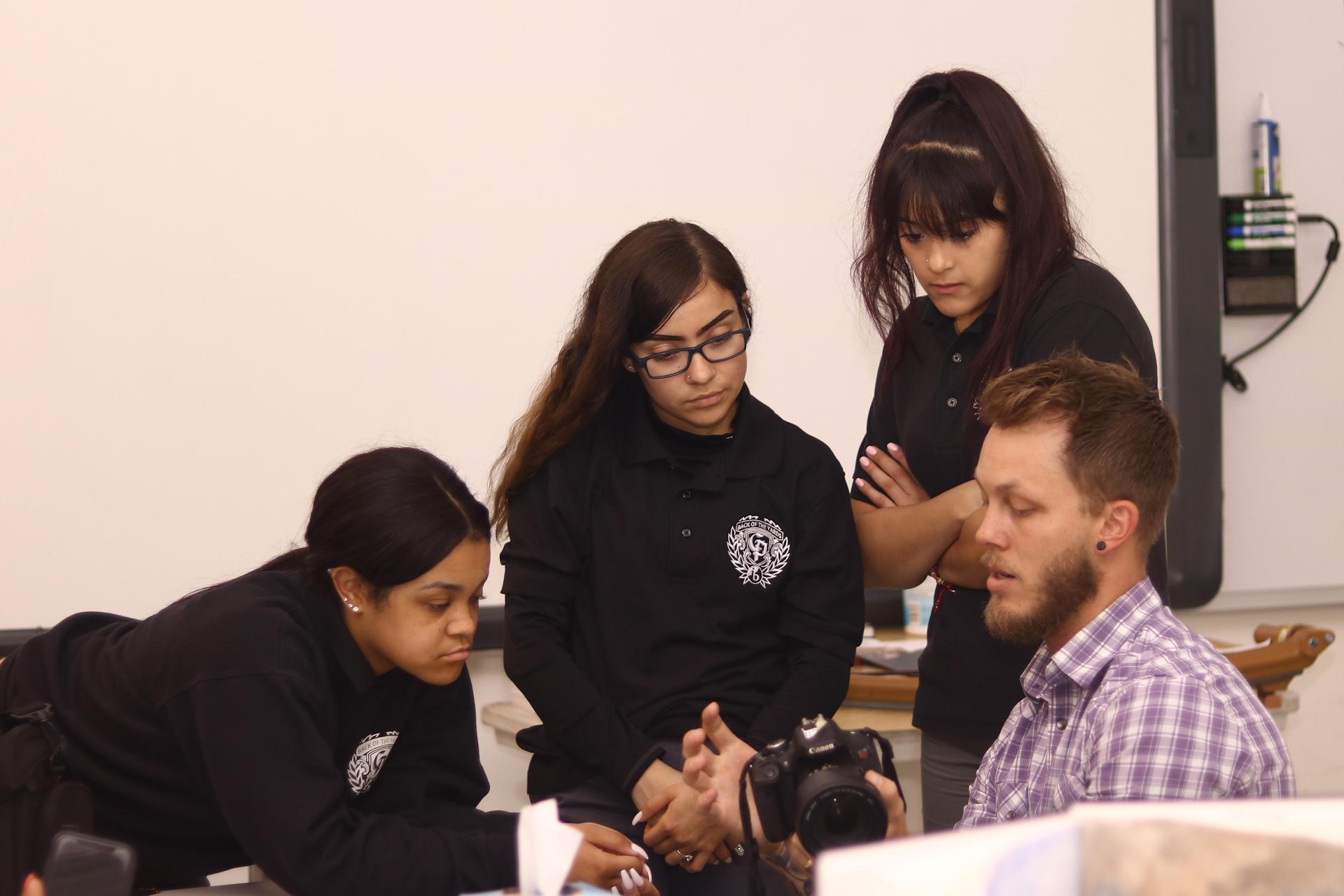 CP Digital Media Classroom