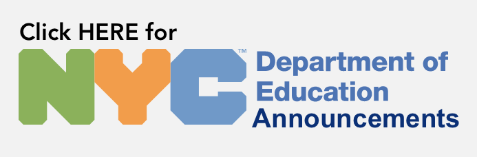 DOE Announcements Link