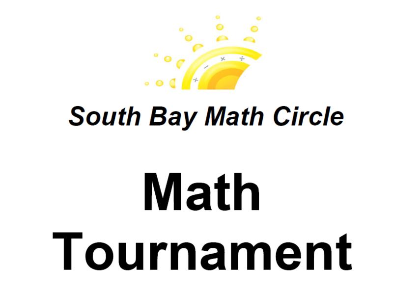 South Bay Math Circle Math Tournament Thumbnail Image