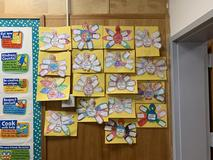 2nd grade thankful turkeys