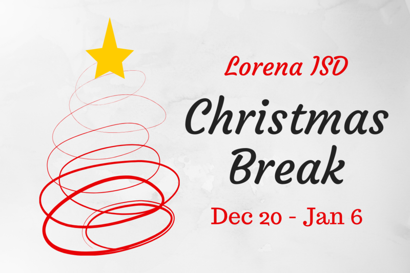 Christmas Break Graphic
