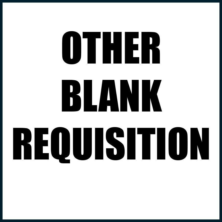 OTHER REQUISITION