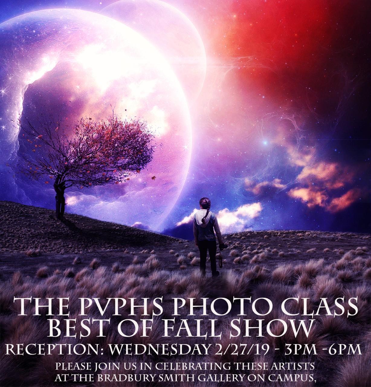 PHoto Fall Show invite