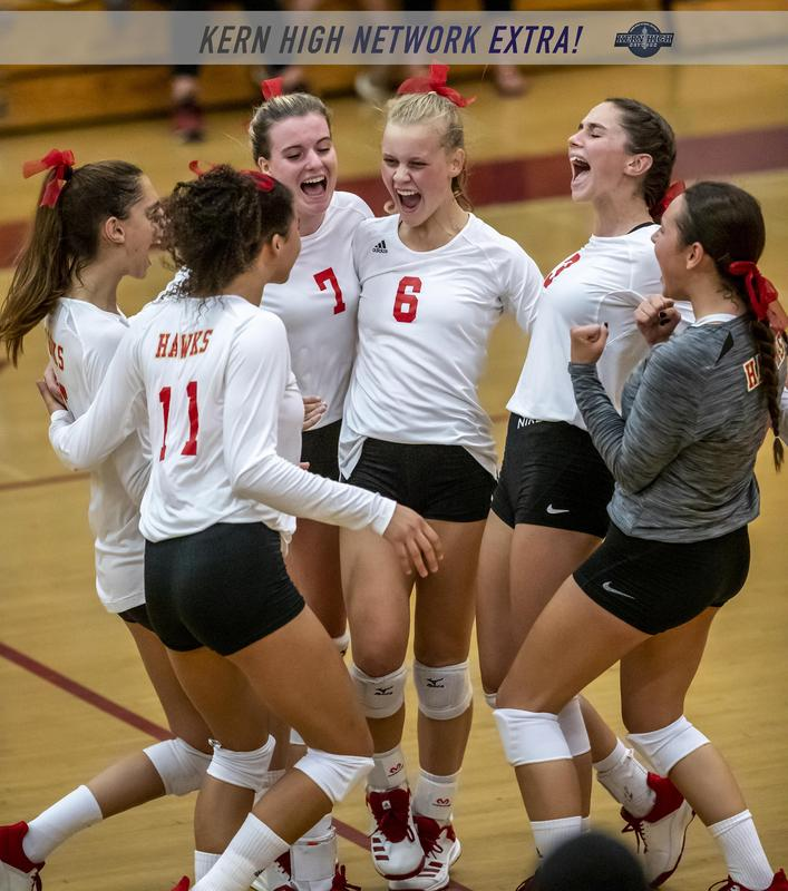 Centennial claims five set victory over  Clovis Thumbnail Image