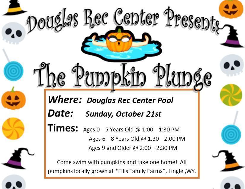 Pumpkin Plunge