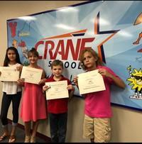 We are so proud of our students for making perfect scores on their AzMERIT tests!