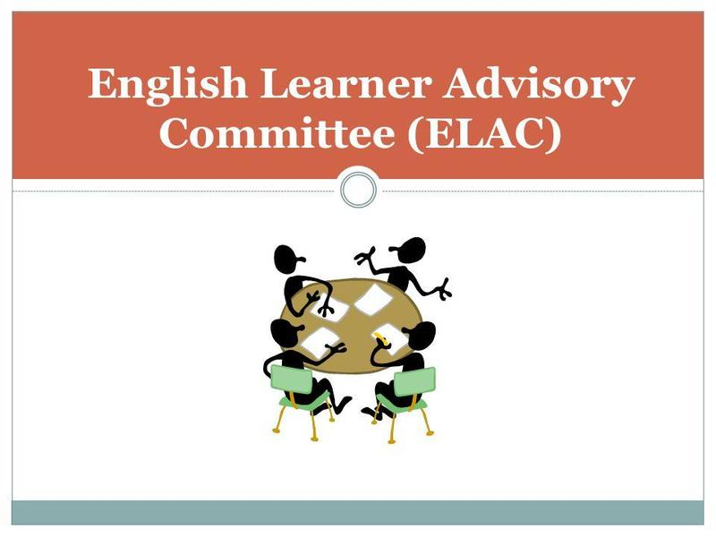 ELAC Meeting Dates, Agendas and Minutes Thumbnail Image