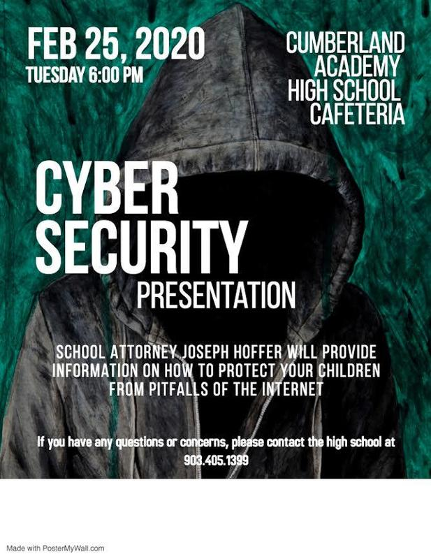 Cyber Security Presentation Featured Photo