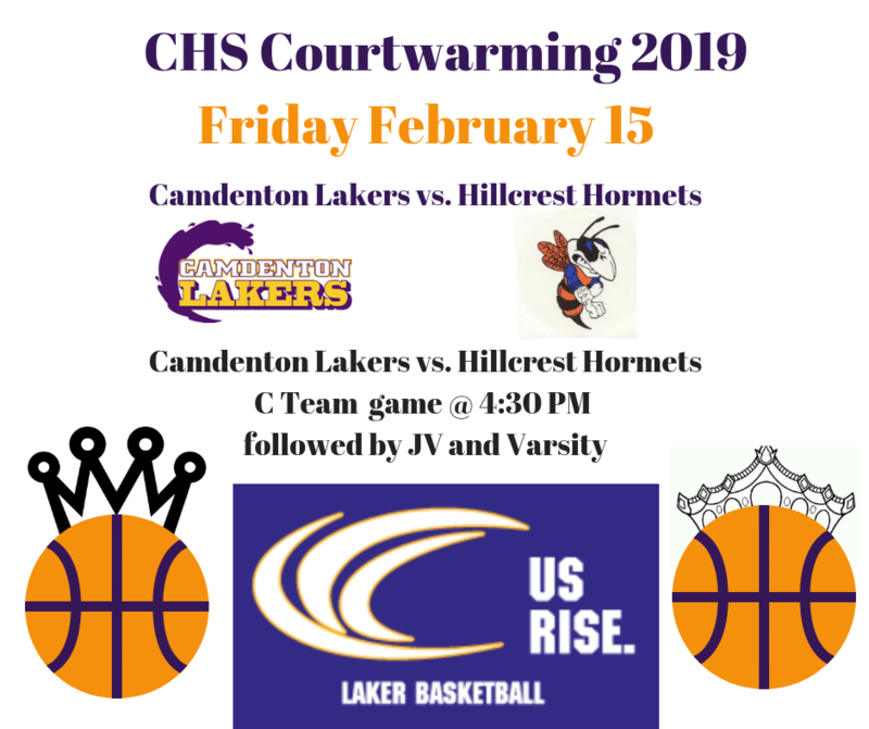 Courtwarming - Basketball Game Featured Photo