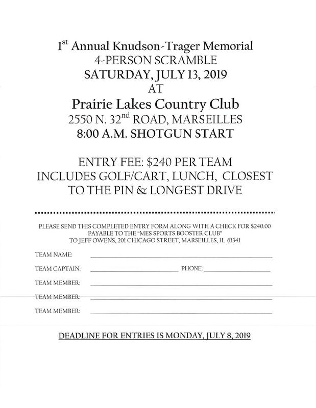 1st Annual Knudson- Trager Memorial Golf Outing Featured Photo