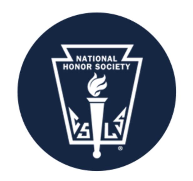 NHS logo Blue C