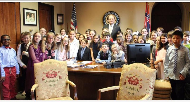 PCES and DES 4th Grade Explore Trip to the Capitol Featured Photo