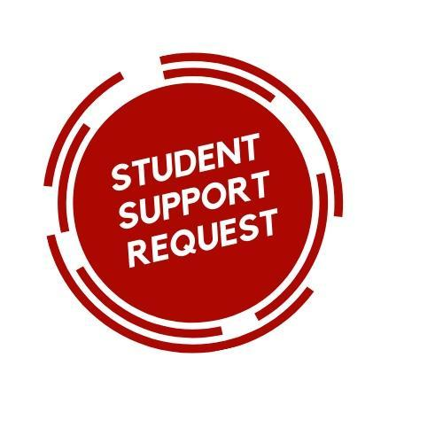 Student Support Request Form - Click to fill out form.